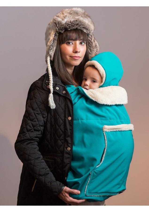 Capas e Casacos de Babywearing